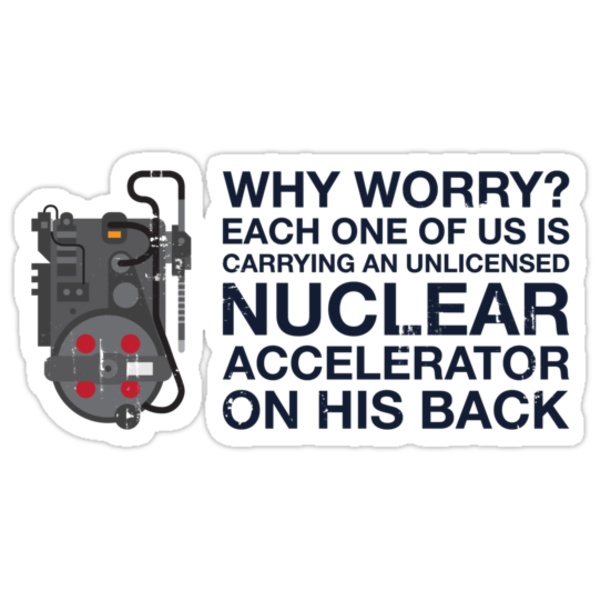 Nuclear Accelerator by akiro