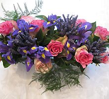 Wonderful and Wonderous flowers! by MarianBendeth