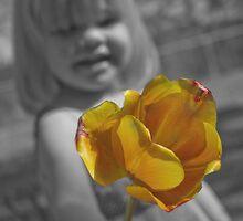 flower from my girl by piwaki