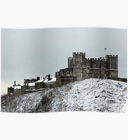 dover castle Poster