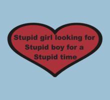 Stupid Girl by shandab3ar