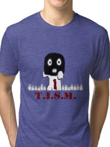 Run T.I.S.M, Run Tri-blend T-Shirt