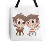 Original Mystery Twins Tote Bag