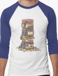 TOTS Men's Baseball ¾ T-Shirt