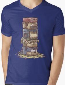 TOTS Mens V-Neck T-Shirt
