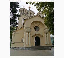 Serbian Orthodox Church of Sts Cyril and Methodius, Ljubljana, Slovenia Unisex T-Shirt