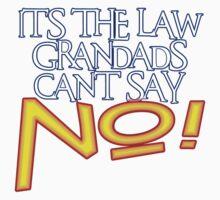 GRANDADS LAW 1 Kids Clothes