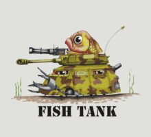FISH TANK by Chris Harrendence
