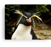 I must stop using that hair gel! Canvas Print