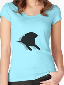Labrador Retriever Women's Fitted Scoop T-Shirt