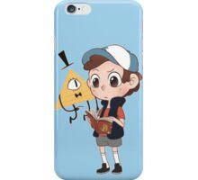 Dipper & Bill iPhone Case/Skin
