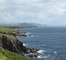 Coastline of Ireland by LVFreelancer