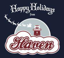Haven - Happy Holidays Kids Tee