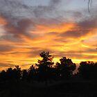 Desert Sunrise by LVFreelancer