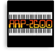ARP-2600 Vintage Synth Canvas Print