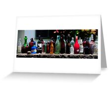 Social Glass Greeting Card