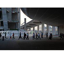Cultural construction Photographic Print