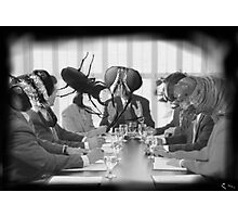 Meeting of The Minds Photographic Print