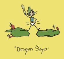 Dragon Slayer by Mikaishmu