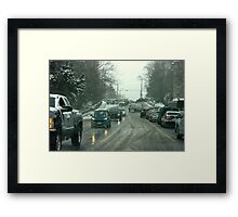 March, 23, 2011........ 3rd Day of Spring.....  Framed Print
