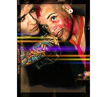 Sound Circus x3  Photographic Print