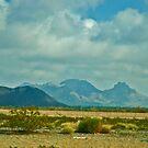 Arizona Highways--Interstate 10 by Bryan D. Spellman