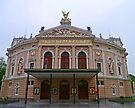 Opera House, Ljubljana, Slovenia by Margaret  Hyde