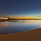 Kyeemagh Dawn by Mark  Lucey