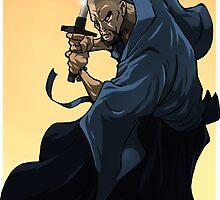 Samurai design by Rick  Marin