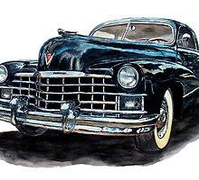1947 Cadillac by Ob-Art