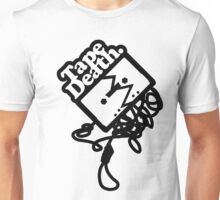 Tape Death Noose - Black Unisex T-Shirt