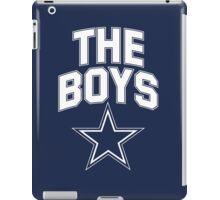 Go Cowboys! iPad Case/Skin