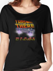 I was there ... variant Women's Relaxed Fit T-Shirt
