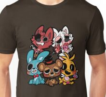Five nights at cutie's 2 Unisex T-Shirt
