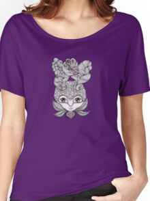Lady Antelope Women's Relaxed Fit T-Shirt