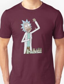 Rick and Morty-- Rick Pills Unisex T-Shirt