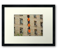 World Series Parade -- SFGiants 2012 Framed Print