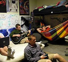 Dorm Life by Brandon Roos