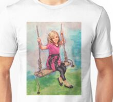 PORTRAIT OF ADDI Unisex T-Shirt