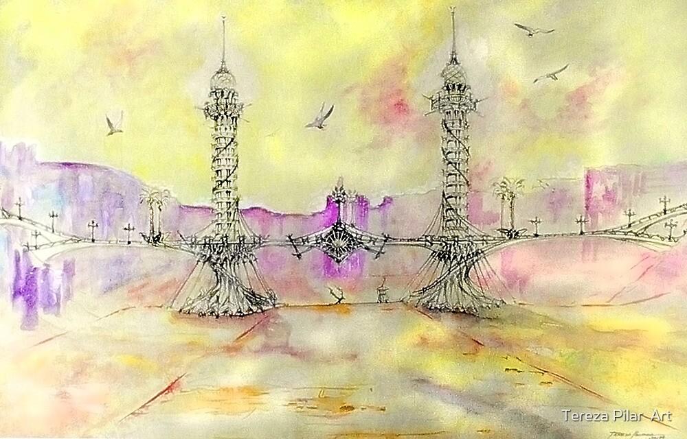 the art nouveau bridge by terezadelpilar~ art & architecture