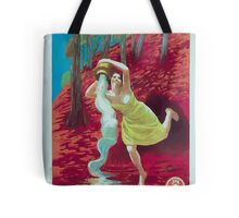 Leonetto Cappiello Affiche Source Reine Tote Bag