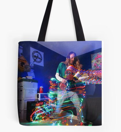 Music to Your Eyes Tote Bag