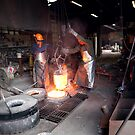 Non ferrous foundry Spotswood by MDC DiGi PiCS