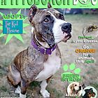 Pgh Dog mag cover by Thesilentone