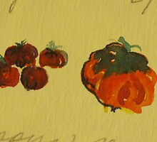 tomato study I by kest standley