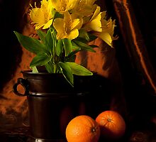 Oranges by Lee LaFontaine
