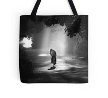 the new beginning  Tote Bag