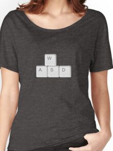 WASD Women's Relaxed Fit T-Shirt