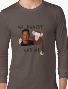 Mr. Hankey and Me Long Sleeve T-Shirt