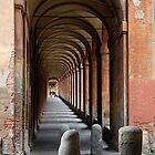 Weathered walkway by Chris Allen